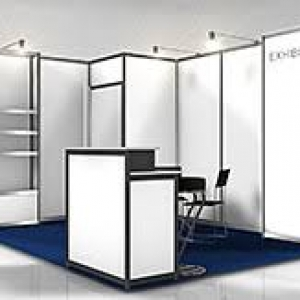 Shell Scheme/Exhibition Stand/Stalls